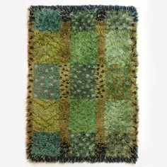 "1stdibs | Swedish+mid-century+""rya""+rug+designed+by+Marianne+Richter"