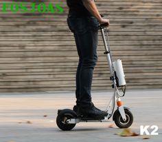 Fosjoas K2 folding electric scooters for adults