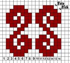 19 Knitting Charts, Knitting Stitches, Baby Knitting, Knitting Patterns, Inkle Weaving, Fair Isle Chart, Cross Stitch Numbers, Snake Patterns, Embroidery Stitches
