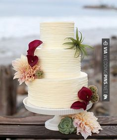 So cool! -  | CHECK OUT MORE SUPER COOL PHOTOS OF NEW Wedding Cake Trends 2017 HERE AT WEDDINGPINS.NET | #weddingcaketrends2017 #weddingcakes #weddindtrends #weddingcake #2017 #weddingthemes #cakes #weddings #boda #weddingphotos #weddingpictures #weddingphotography #brides #grooms