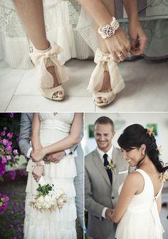 San Andrés Island Wedding by efeunodos photography – Style Me Pretty