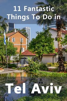 Looking for fun things to do in Tel Aviv? If you're visiting Israel, do take a few days to explore the City That Never Sleeps. Here are 11 suggestions for things to do in Tel Aviv! Places To Travel, Travel Destinations, Places To Visit, Travel Tips, Travel Advice, Budget Travel, Wanderlust Travel, Asia Travel, Dubai Things To Do