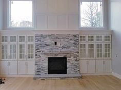 Our Alaska stone line helped create this  delightful space. Fireplaces | Stoneyard®
