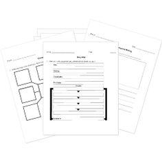 Free Printable Study Skills and Strategies Worksheets. Promote ...