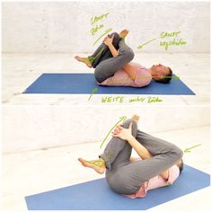 Back pain lower back - 4 yoga exercises that will surely help you ✅ YOGABASICS incl. Videos - Lower back pain – 4 yoga exercises that will help you safely Lower back pain – 4 yoga exercises - Pilates Workout, Insanity Workout, Best Cardio Workout, Pilates Reformer, Beginner Yoga Workout, Yoga Fitness, Training Fitness, Fitness Tips, Yoga Beginners