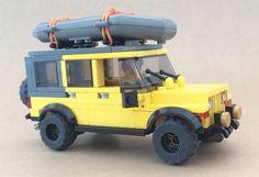 Lego Jeep Wrangler Rubicon                                                                                                                                                                                 More