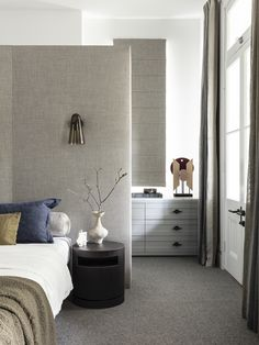 Annandale House by Baldwin & Bagnall Living Room Decor, Bedroom Decor, Bedroom Ideas, Master Bedroom, Bedroom Shelves, Bedroom Makeovers, Bedroom Signs, Bedroom Inspiration, Design Bedroom