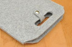 Felt Laptop Sleeve MacBook 13 by neonfrontier on Etsy, $33.00