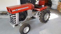 Micro tracteur massey mf12