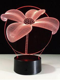 GET $50 NOW | Join RoseGal: Get YOUR $50 NOW!http://www.rosegal.com/led-lights/3d-illusion-flower-shape-color-1057862.html?seid=2275071rg1057862