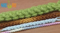 Romanian Point Lace Basic Cord Crochet Tutorial 47 Romanian Macrame Cord  http://sheruknitting.com/videos-about-knitting/romanian-lace-ribbons-and-cords/item/376-crochet-basic-cord.html  In this video you will learn how to crochet the Romanian Lace cord. This simple and easy to crochet cord is used in making Romanian Lace. You do not have to use this cord just for Romanian lace, use it anywhere a strong cord needed.