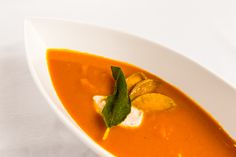 Butternut Squash Soup with Caramelized Apples Butternut Squash Soup, Executive Chef, Chef Recipes, Thai Red Curry, Apples, Favorite Recipes, Ethnic Recipes, Food, Meal