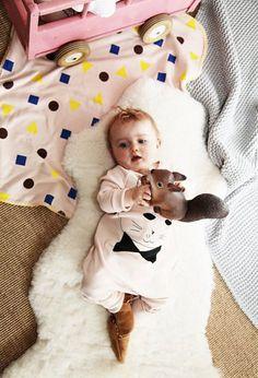 Les Zigouis - Bobo Choses cat suit