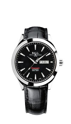 Welcome to BALL Watch - Chronometer Red Label (43mm) ABOUT $2700