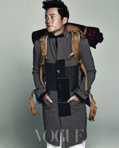 Lee Seo-jin // Vogue Korea