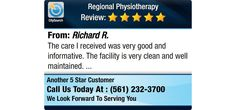 The care I received was very good and informative. The facility is very clean and well...
