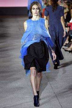 John Galliano Spring 2013 Ready-to-Wear Fashion Show - Marikka Juhler (NATHALIE)