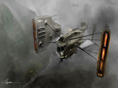 De todo un poco... son bastantes, tengan paciencia:. Http://www.igorstshirts.com/blog/conceptships/2011/blast/blast_01.jpg. Http://www.igorstshirts.com/blog/conceptrobots/2011/flyingdebris/flyingdebris_16.jpg.... - hattusil1974
