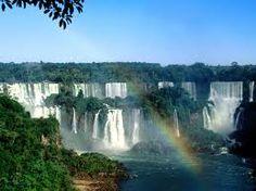 Iguassu Falls  Argentina/Brazil