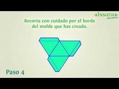 28 Ideas De Piramides Pirámide Disenos De Unas Origami Geométrico