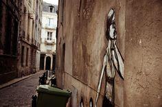 #Photo #Street_art in #Bordeaux  #500px, 2011