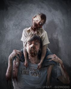 unDead - Like Father Like Son