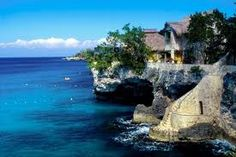 The Caves-Negril,Jamaica