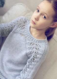 """""""Ravelry: Bloomsbury kids by Svetlana Volkova"""" - Would love to change this to adult sized"""