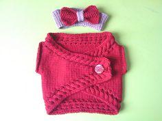 Ravelry: Baby Bolero pattern by Yarn-Madness
