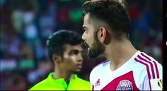 BEST MOMENTS CELEBRITY CLASICO 2016 HIGHLIGHTS: VIRAT KOHLI VS  ABHISHEK...