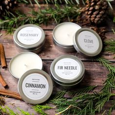 Items similar to DIY Christmas Gift Candle Candle Packaging, Candle Labels, Candle Jars, Diy Candle Holders, Diy Candles, Scented Candles, Christmas Tag, Diy Christmas Gifts, Beaded Bouquet