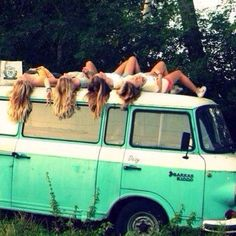 Go on road trips