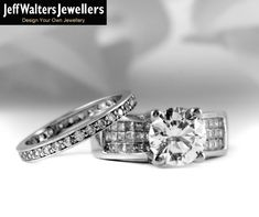 Diamond Wedding Bands, Wedding Rings, Design Your Own, Custom Jewelry, Custom Design, Engagement Rings, Jewels, Luxury, Book