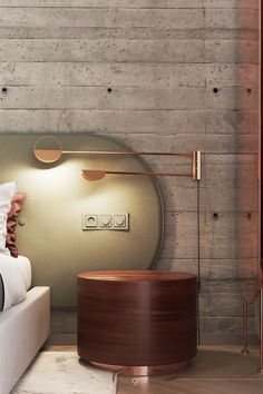 Wolski Hotel Room, Krakow, Poland on Behance - Nagel Design Hotel Bedroom Design, Design Hotel, Bed Design, Hotel Bedrooms, Interior Modern, Room Interior, Luxury Home Decor, Luxury Homes, Hotel Decor