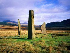 Standing Stones, Machrie Moor, Isle of Arran