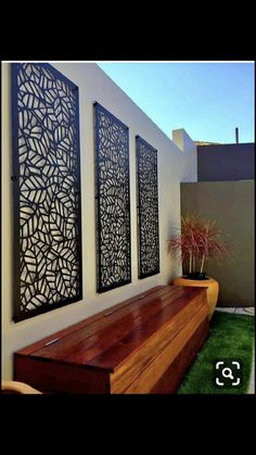 28 ideas of modern garden fence designs for summer ideas 1 Diy Pergola, Building A Pergola, Modern Pergola, Pergola Screens, Pergola Kits, Pergola Ideas, Modern Fence, Privacy Screens, Garden Wall Designs