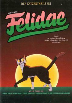 Animated Movie Review: Felidae (1994)