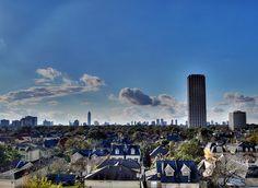 Galleria (Uptown) Skyline in Houston