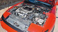 Motor Toyota Celica