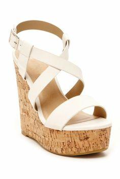Bucco Celcilia Wedge Sandal