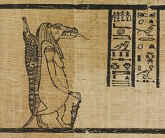 Egypt's Mysterious Book of the Faiyum at the Walters | Visual Baltimore