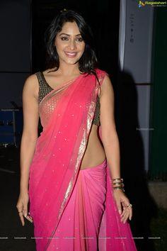 Best Actors Movie Heroine Kesha Khambati in Pink Saree at Best Actors Audio Release Beautiful Girl Indian, Most Beautiful Indian Actress, Beautiful Saree, Gorgeous Women, Beautiful Actresses, Beautiful Images, Saree Navel, Bollywood Actress Hot Photos, Saree Dress