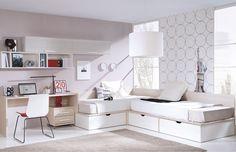 dormitorios pequeños - Buscar con Google