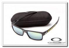 Oakley currency sunglasses polished black / ice iridium