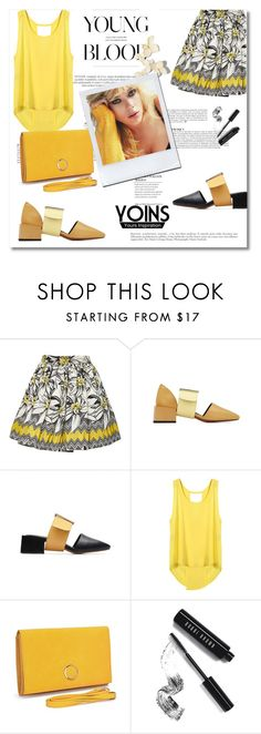"""""""Yoins"""" by aannaa8 ❤ liked on Polyvore featuring Alice + Olivia, Anja, Bobbi Brown Cosmetics, yoins and loveyoins"""