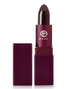 A gorgeous, black cherry shade.  Lipstick Queen Bête Noire Lipstick in Possessed Sheer, $40; net-a-porter.com.   - MarieClaire.com