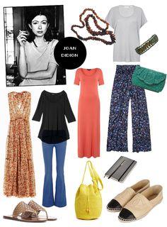 joan didion style