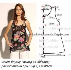 Amazing Sewing Patterns Clone Your Clothes Ideas. Enchanting Sewing Patterns Clone Your Clothes Ideas. Dress Sewing Patterns, Blouse Patterns, Sewing Patterns Free, Sewing Tutorials, Clothing Patterns, Blouse Designs, Free Pattern, Free Tutorials, Pattern Ideas