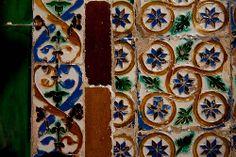 Cascade of Tiles - Sevilla