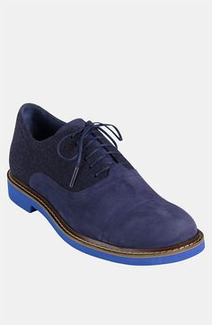 Cole Haan 'Air Harrison' Cap Toe Oxford available at #Nordstrom